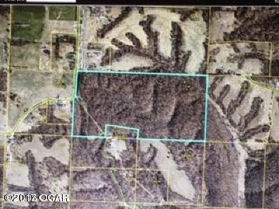 McDonald County Residential Lots & Land For Sale: Xx New Bethel Road