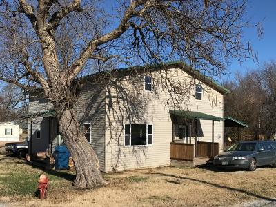 Jasper County Single Family Home For Sale: 409 S Maple