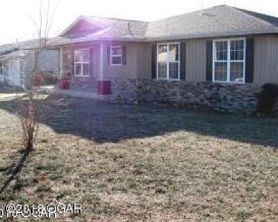 Joplin Single Family Home For Sale: 2602 S Indiana