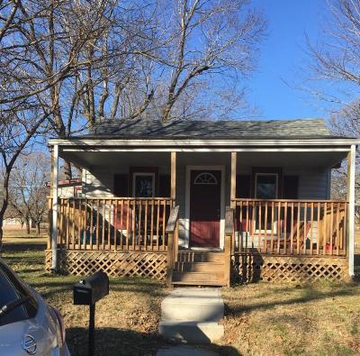 Joplin Single Family Home For Sale: 2405 E Laurel Street