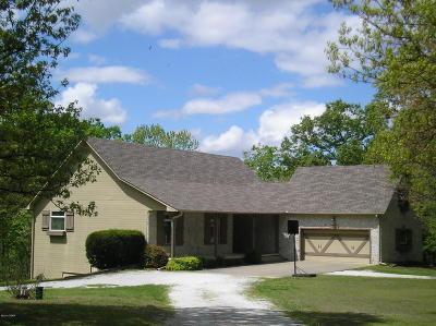 Joplin Single Family Home For Sale: 5114 Bluff Drive