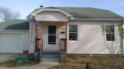 Joplin Single Family Home For Sale: 1823 S Picher