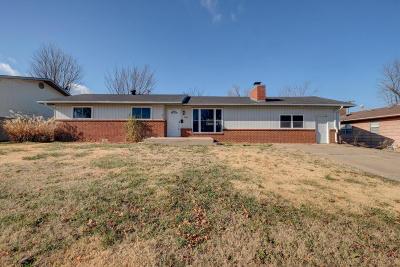 Joplin Single Family Home For Sale: 2620 Kansas