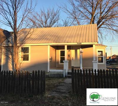 Joplin Single Family Home For Sale: 2115 S Joplin