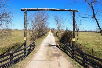 Jasper County Farm & Ranch For Sale: 6089 W Belle Center Rd