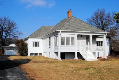 Jasper County Single Family Home For Sale: 25319 Demott