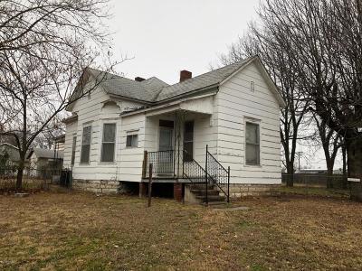 Jasper County Single Family Home For Sale: 1224 Grand Avenue