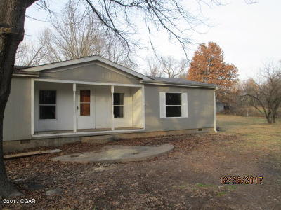 Anderson MO Manufactured Home Sold: $74,900