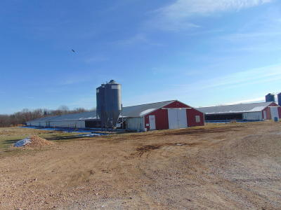 Newton County Farm & Ranch For Sale: 12511 Highway M
