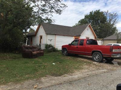 Galena Single Family Home For Sale: 1220 Keller Street