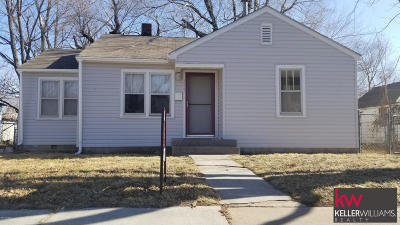 Jasper County Single Family Home For Sale: 1617 Missouri Avenue