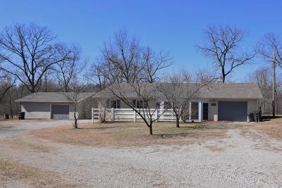 Jasper County Farm & Ranch For Sale: 18919 County Road 220