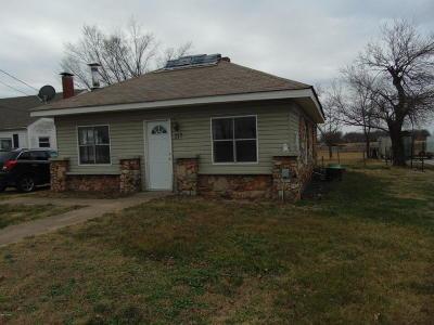 McDonald County Single Family Home For Sale: 117 School Street