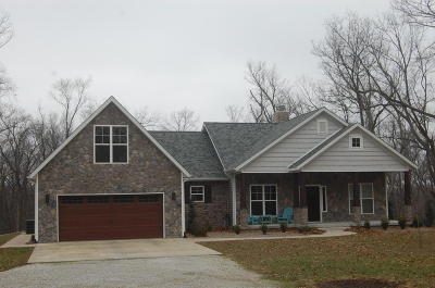 Joplin Single Family Home For Sale: 5755 County Lane 183