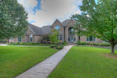 Jasper County Single Family Home For Sale: 106 S Windwood