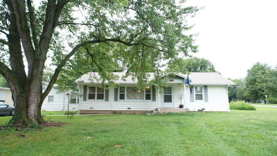 Jasper County Rental For Rent: 1505 Robertson Avenue