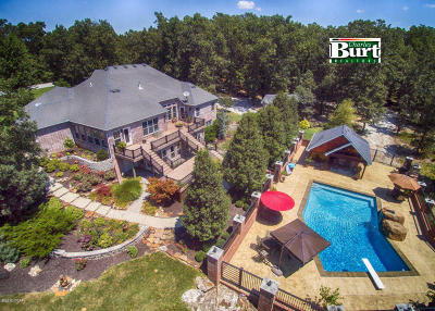 Joplin Single Family Home For Sale: 3121 Austin Drive