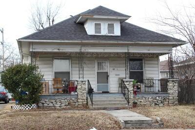 Jasper County Single Family Home For Sale: 1920 Grand