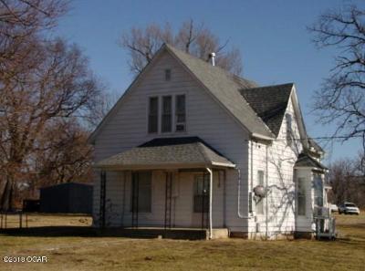 Jasper County Single Family Home For Sale: 5887/5875 4th Street