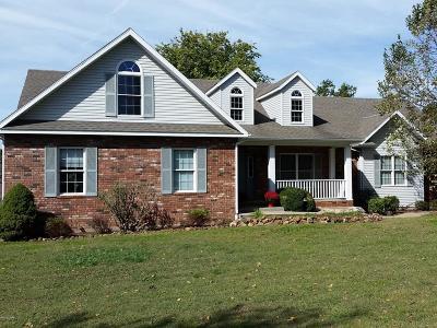 Joplin Single Family Home For Sale: 601 Heritage Acres Drive
