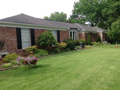 Joplin Single Family Home For Sale: 1015 W Kensington Road
