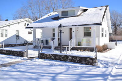 Jasper County Single Family Home For Sale: 503 S Brownell