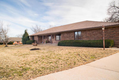 Joplin Single Family Home For Sale: 3302 S McConnell