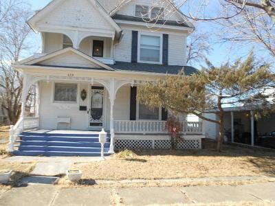 Galena Single Family Home For Sale: 410 Galena Avenue