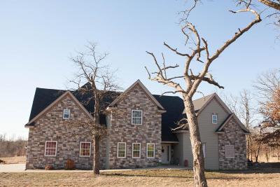 Jasper County Single Family Home For Sale: 5715 W Diamond Drive