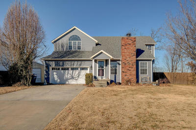 Webb City Single Family Home For Sale: 1142 Woodland Drive