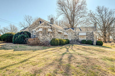 Newton County Single Family Home For Sale: 1201 Oak Ridge