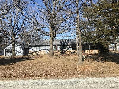 Newton County Single Family Home For Sale: 9868 Queens Lace Drive