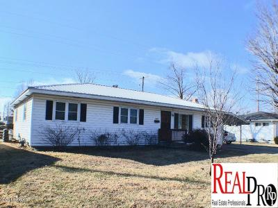 Carthage Single Family Home For Sale: 2033 Forest Drive