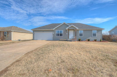 Jasper County Single Family Home For Sale: 2411 Montana Place