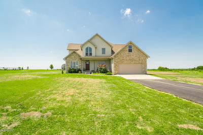 Carthage Single Family Home Active With Contingencies: 9555 County Lane 192