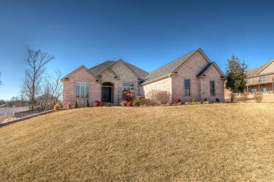 Jasper County Single Family Home For Sale: 3008 Kelley Drive