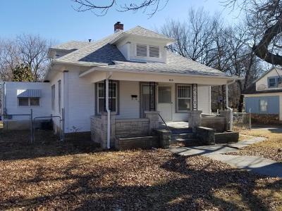 Carthage Single Family Home For Sale: 1110 Clinton Street