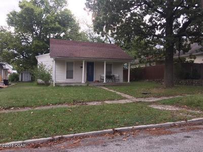 Galena Single Family Home For Sale: 1013 Joplin