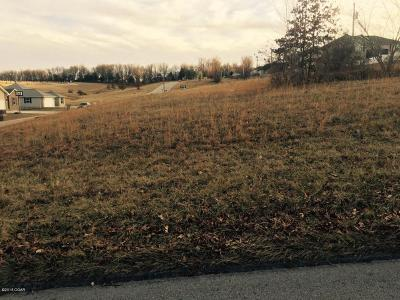 Neosho Residential Lots & Land For Sale: Xx Justin Lane