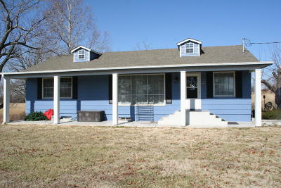 McDonald County Single Family Home For Sale: 2749 Canning Factory