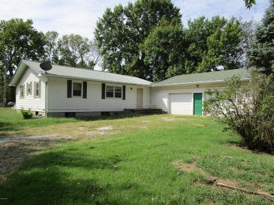 Carthage MO Single Family Home For Sale: $129,900