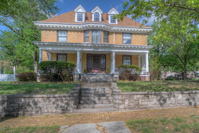 Joplin Single Family Home For Sale: 536 N Wall Avenue