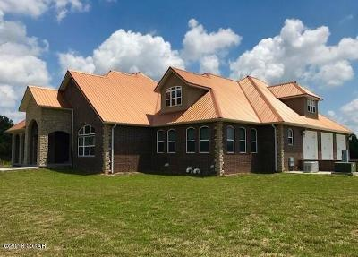 Jasper County Single Family Home For Sale: 100 County Road 130