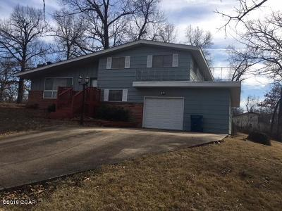 Joplin Single Family Home Active With Contingencies: 3104 Keller Drive