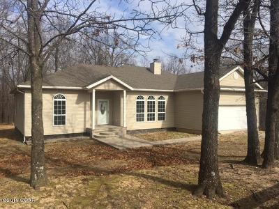 McDonald County Single Family Home For Sale: 7 Dogwood Lane