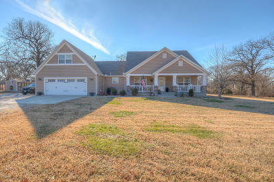 Carthage Single Family Home For Sale: 1855 County Lane 145