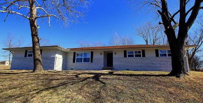 Carl Junction Single Family Home For Sale: 107 S Arlington