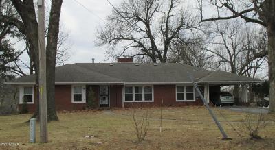 Newton County Single Family Home For Sale: 744 Oak Ridge Drive