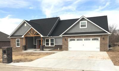 Joplin Single Family Home For Sale: 4321 Blue Heron Drive