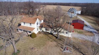 McDonald County Single Family Home For Sale: 481 Gracie Lane